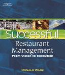 Successful Restaurant Management