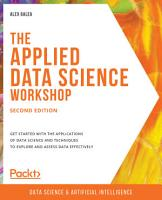 The The Applied Data Science Workshop PDF