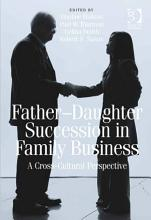 Father Daughter Succession in Family Business PDF