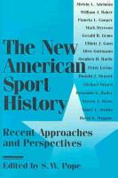 The New American Sport History PDF