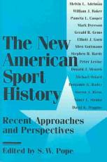 The New American Sport History PDF