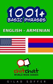 1001+ Basic Phrases English - Armenian