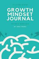 Growth Mindset Journal for Teen and Tween Girls
