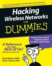 Hacking Wireless Networks For Dummies PDF