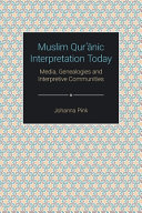 Muslim Qur    nic Interpretation Today