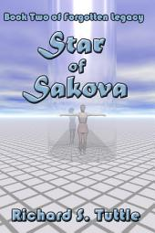 Star of Sakova (Forgotten Legacy #2)