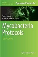 Mycobacteria Protocols PDF