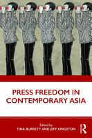 Press Freedom in Contemporary Asia PDF