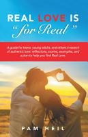 Real Love Is    For Real    PDF