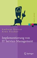 Implementierung von IT Service Management PDF