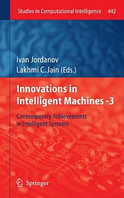 Innovations in Intelligent Machines  3 PDF