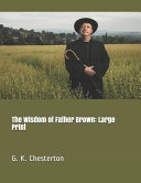 The Wisdom of Father Brown  Large Print PDF