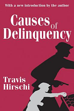 Causes of Delinquency PDF