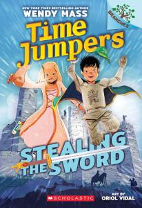 Stealing the Sword  A Branches Book  Time Jumpers  1  PDF