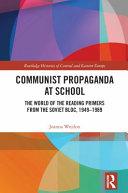 Communist Propaganda at School