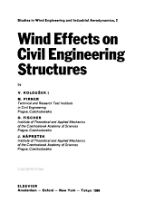 Wind Effects on Civil Engineering Structures PDF
