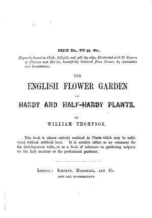 The gardening book of annuals
