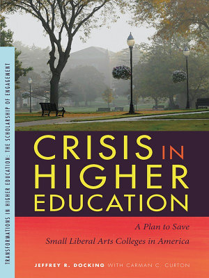 Crisis in Higher Education PDF