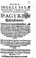 Spagyrische Schatzkammer PDF
