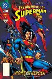 Adventures of Superman (1987-2006) #531