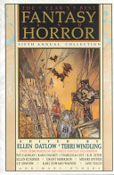 The Year s Best Fantasy and Horror  Fifth Annual Collection PDF