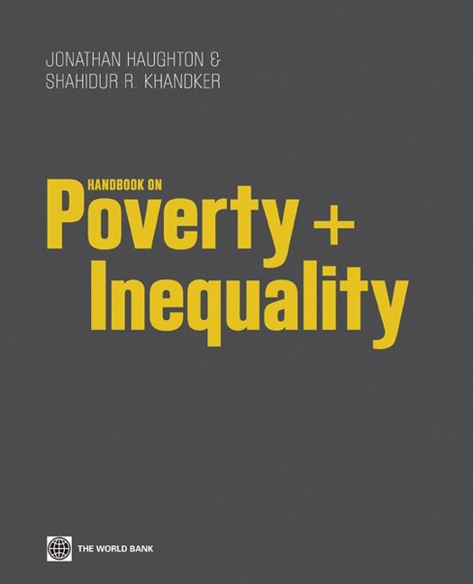 Handbook on Poverty + Inequality