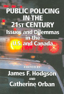 Public Policing in the 21st Century PDF
