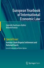 Investor-State Dispute Settlement and National Courts