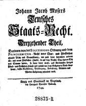 Teutsches Staats-Recht: Band 15