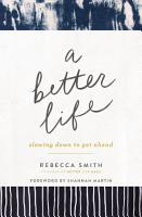 A Better Life PDF