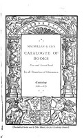 Catalogue of Books PDF