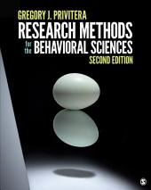 Research Methods for the Behavioral Sciences: Edition 2