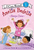 Amelia Bedelia Sleeps Over PDF