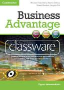 Business Advantage Upper-intermediate Classware DVD-ROM