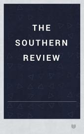 The Southern Review: Volume 26
