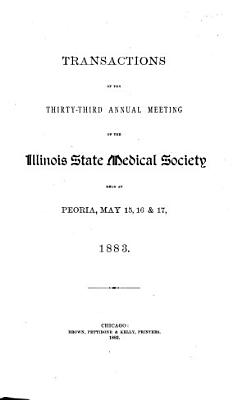 Transactions of the     Annual Meeting PDF