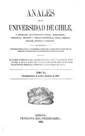 Anales de la Universidad de Chile: memorias científicas y literarias, Volume 20