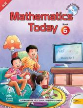 Mathematics Today-6 (ICSE)