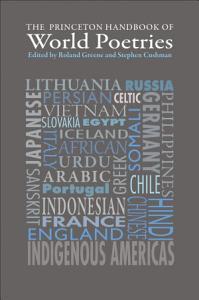The Princeton Handbook of World Poetries PDF