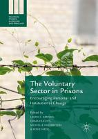 The Voluntary Sector in Prisons PDF