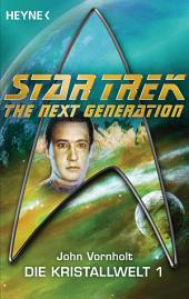 Star Trek - The Next Generation: Kristallwelt 1: Roman