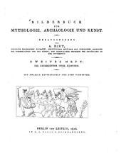 Bilderbuch für Mythologie, Archaeologie und Kunst: ¬Die Untergötter oder Dämonen, Band 2