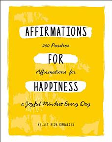 Affirmations for Happiness PDF