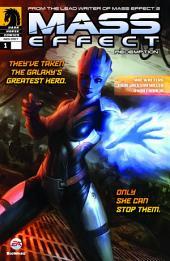 Mass Effect: Redemption #1