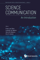 Science Communication: An Introduction
