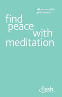 Find Peace with Meditation  Flash PDF