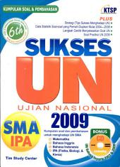 Sukses UN SMA IPA 2009 (Plus CD)