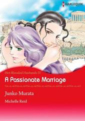A Passionate Marriage: Harlequin Comics