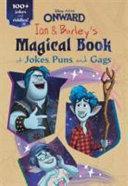 Onward  Ian and Barley s Magical Book of Jokes  Puns  and Gags