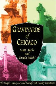Graveyards of Chicago Book